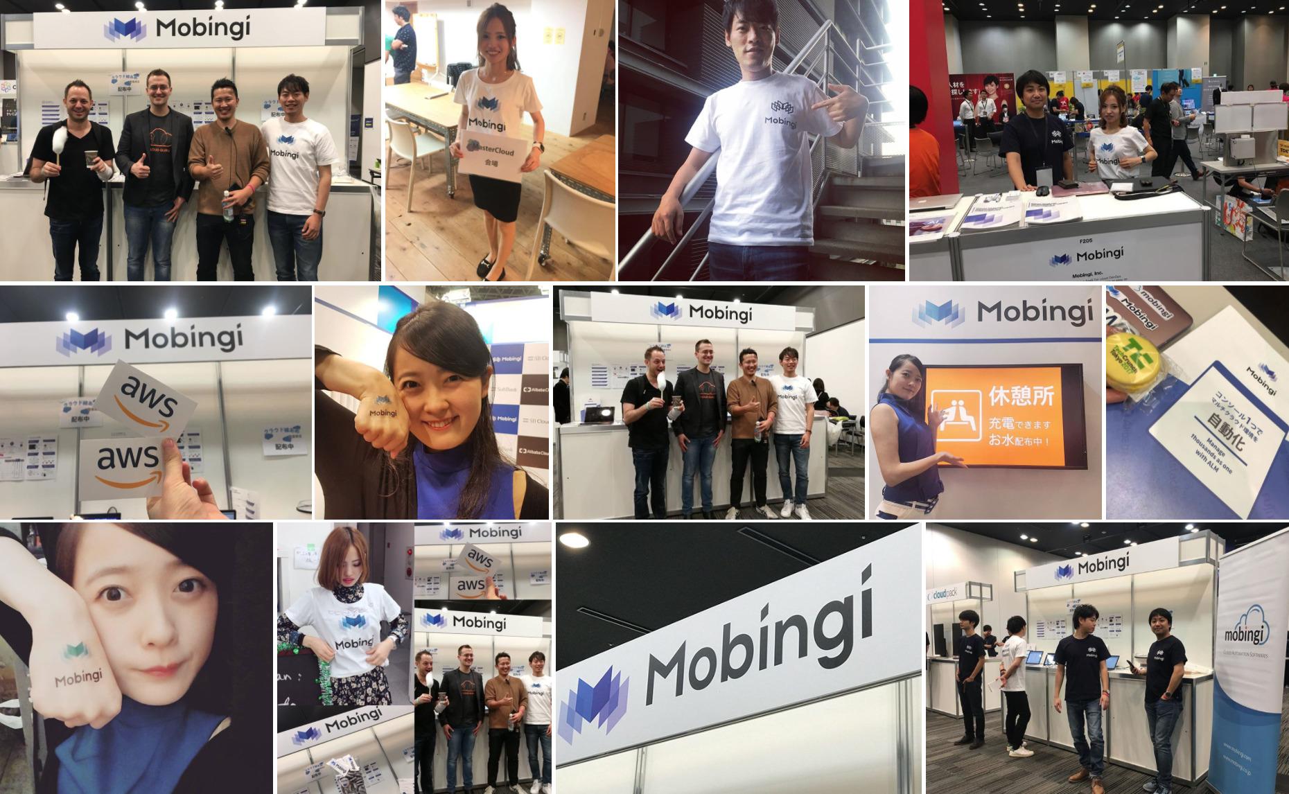 mobingi brand in real life