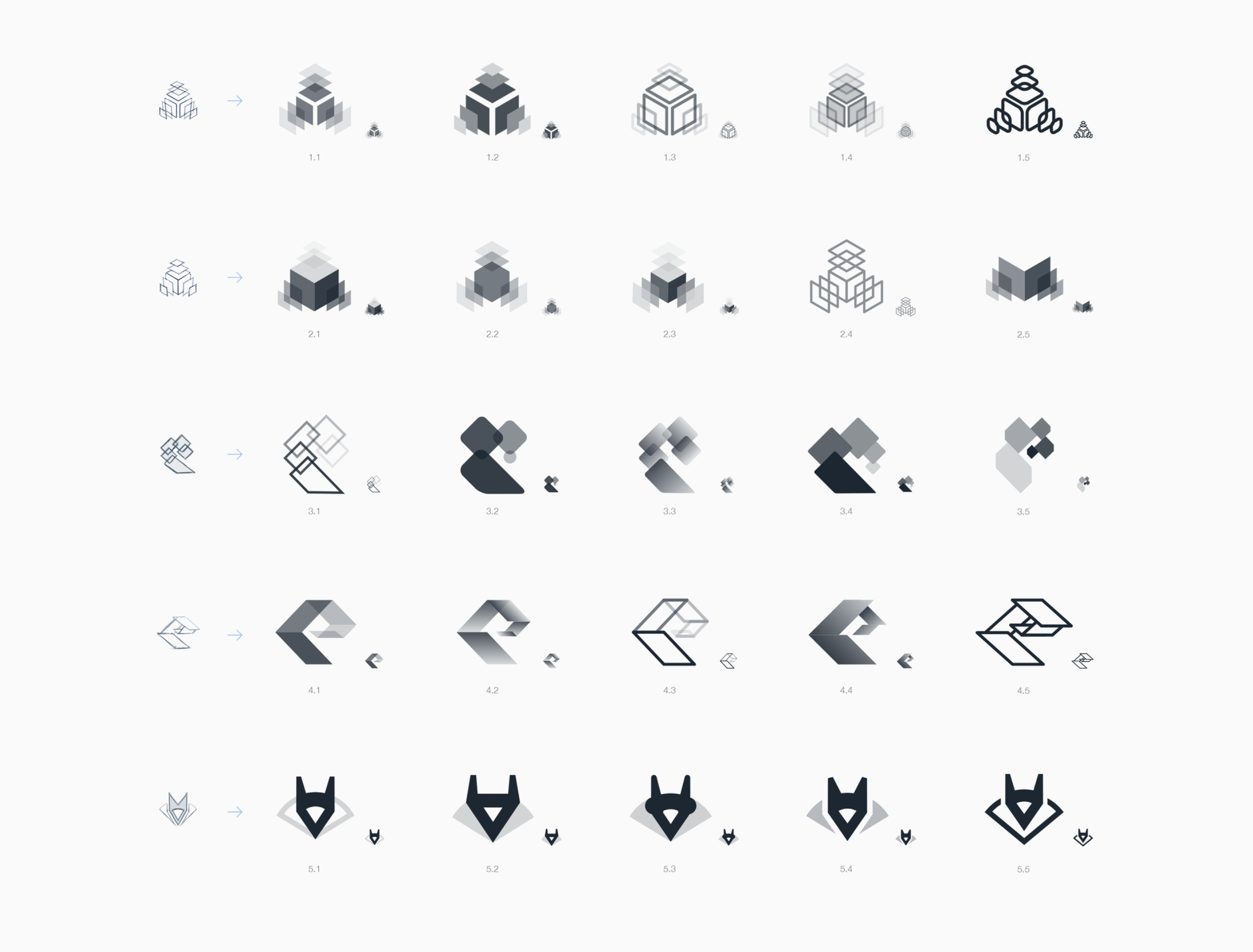 mobing logo exploration