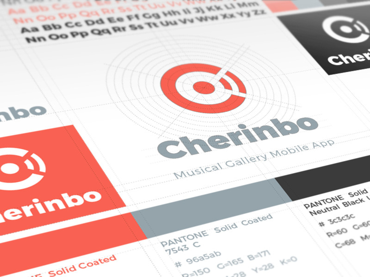 cherinbo visual identity