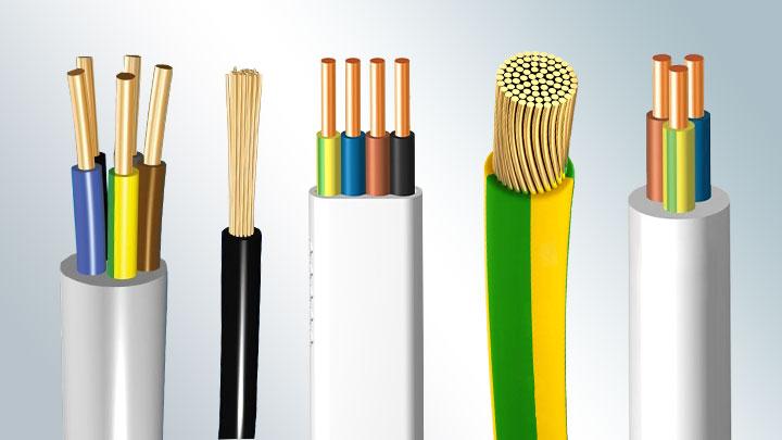 Typy i rodzaje kabli i przewodów