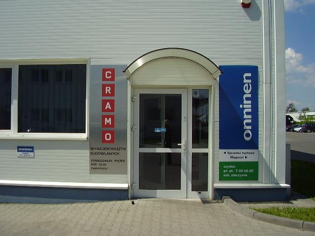 Oddział Onninen - Bydgoszcz