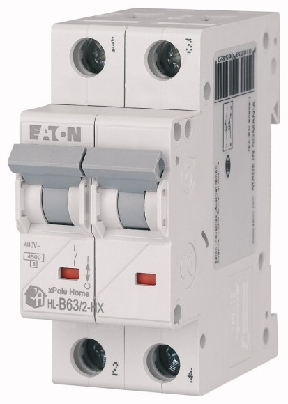 Wyłącznik nadprądowy Eaton HN-B63-2 - Onninen