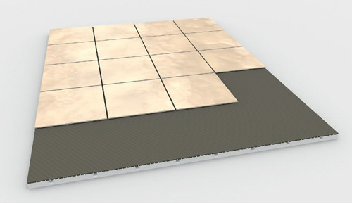 System Standard Alu EPS 300 - 2-5