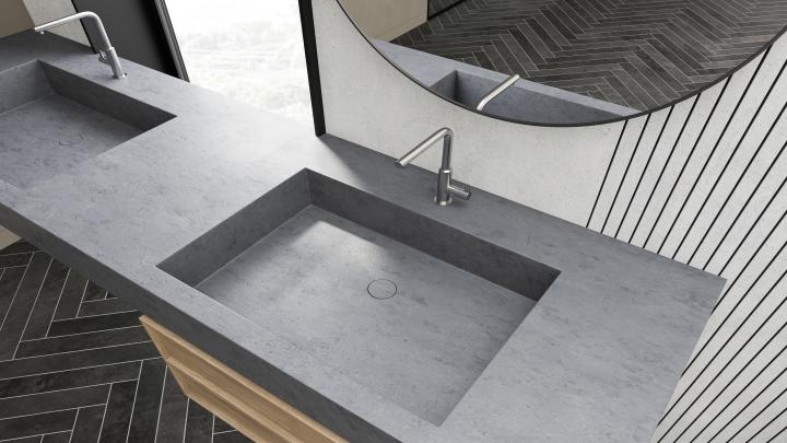 Mała łazienka w nowoczesnym stylu (3)