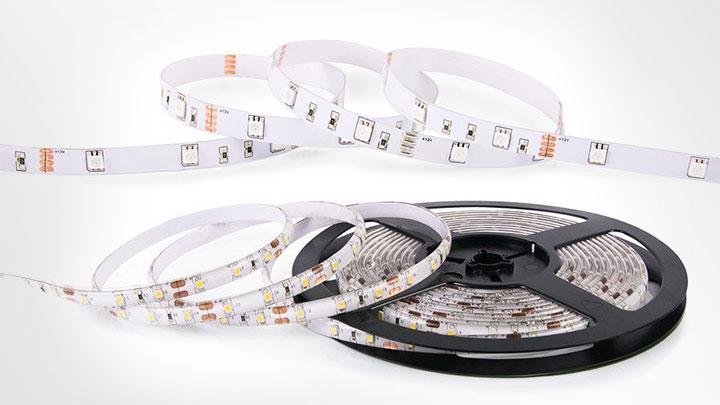 Taśmy LED - rodzaje i zastosowanie