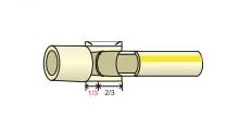 1. Łączenie rur PVC-C oraz PVC-U