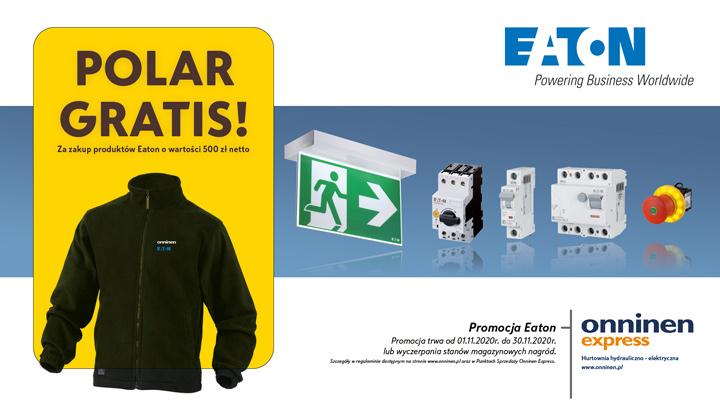 Promocja Eaton - Polar Gratis!