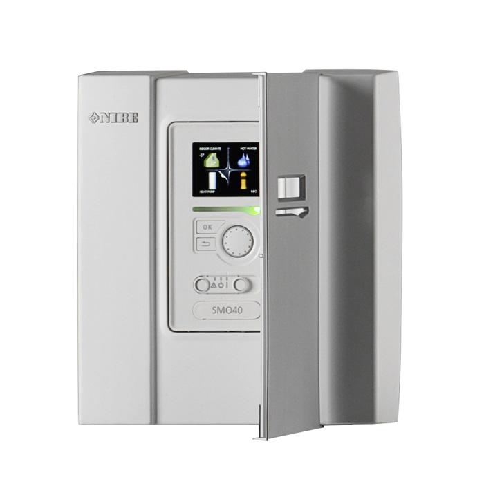Sterownik NIBE SMO 40 przeznaczony do pomp ciepła NIBE MONOBLOK