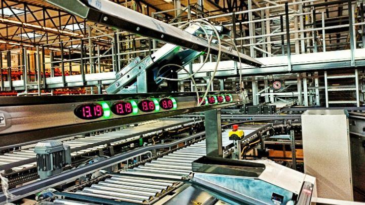 Prace nad automatyzacją magazynu centralnego Onninen