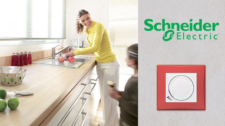 Gniazda i łączniki Schneider Electric Sedna LS