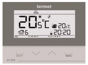 Kotły kondensacyjne Onnline - Regulator Termet ST-292