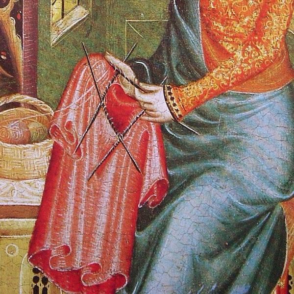 1540815692 1400 master bertram of minden dett visita degli angeli butzehude altar copia