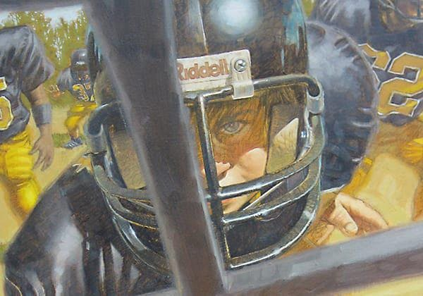 Sports Portfolio Cover