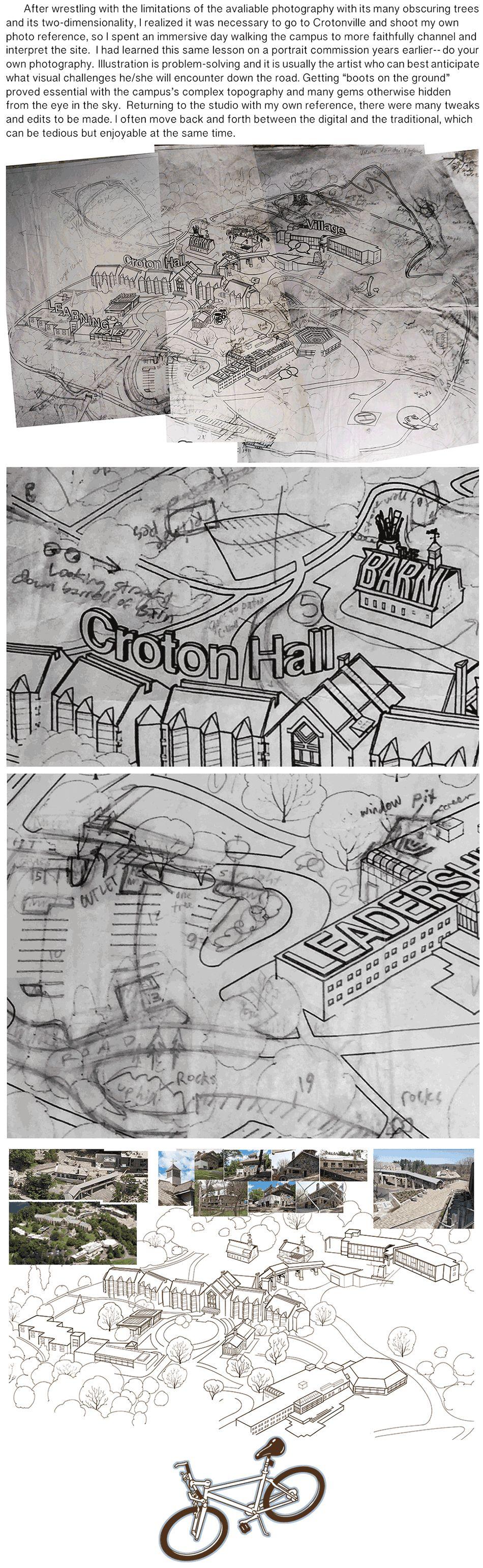 Crotonville Campus Map - GE