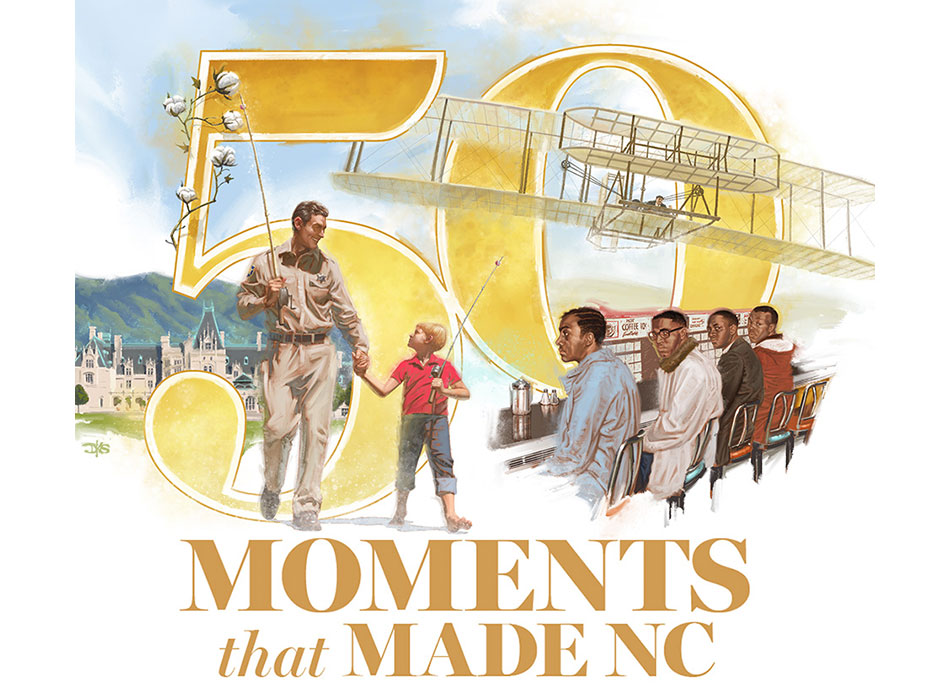 50 Moments that made NC