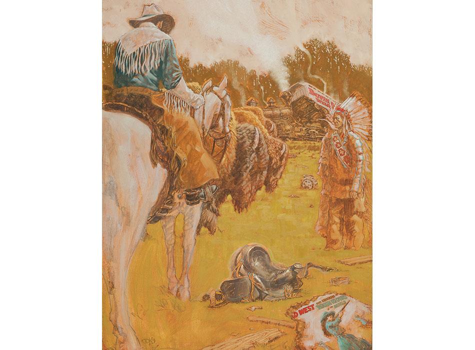 Shattered - The Buffalo Bill Tragedy