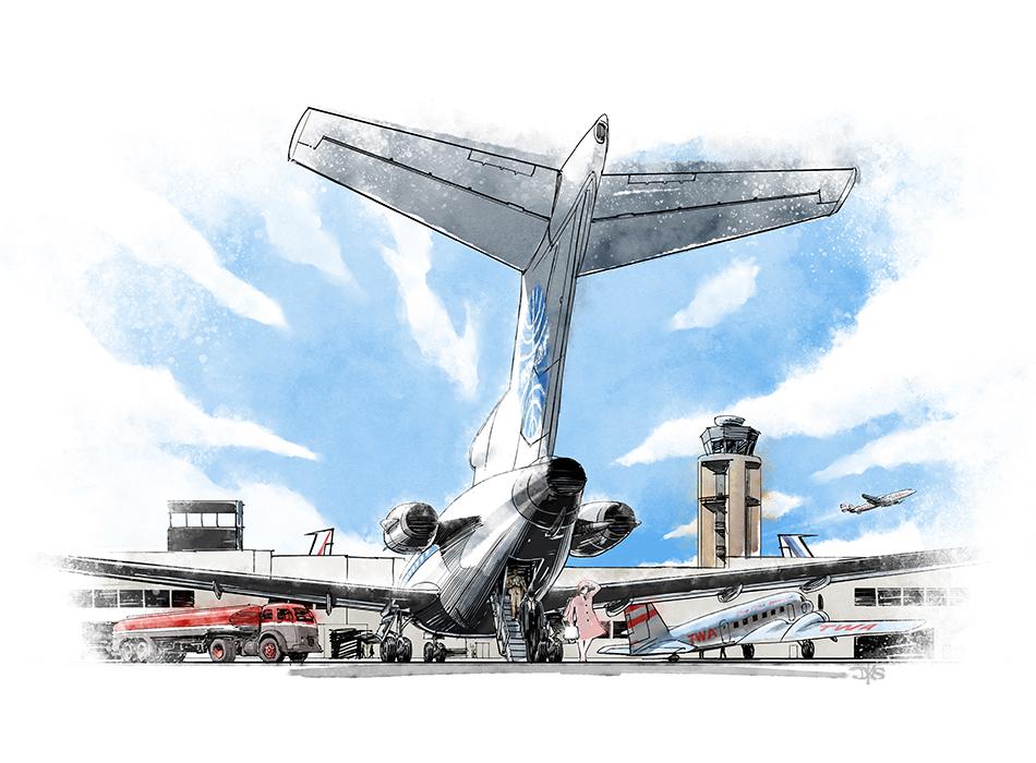 NC Airport Trivia