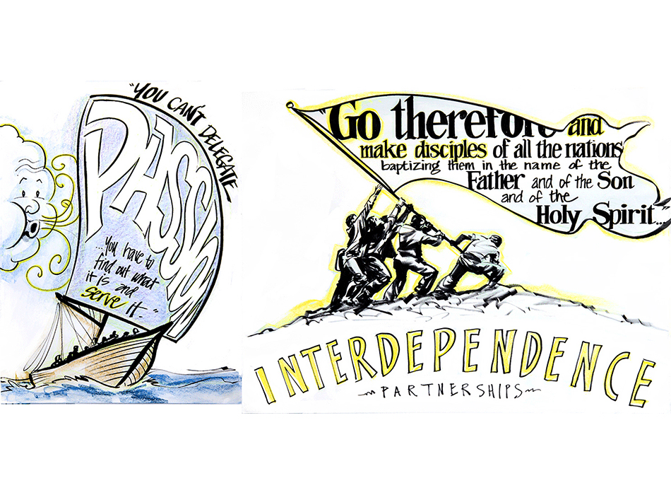 Passion & Interdepence