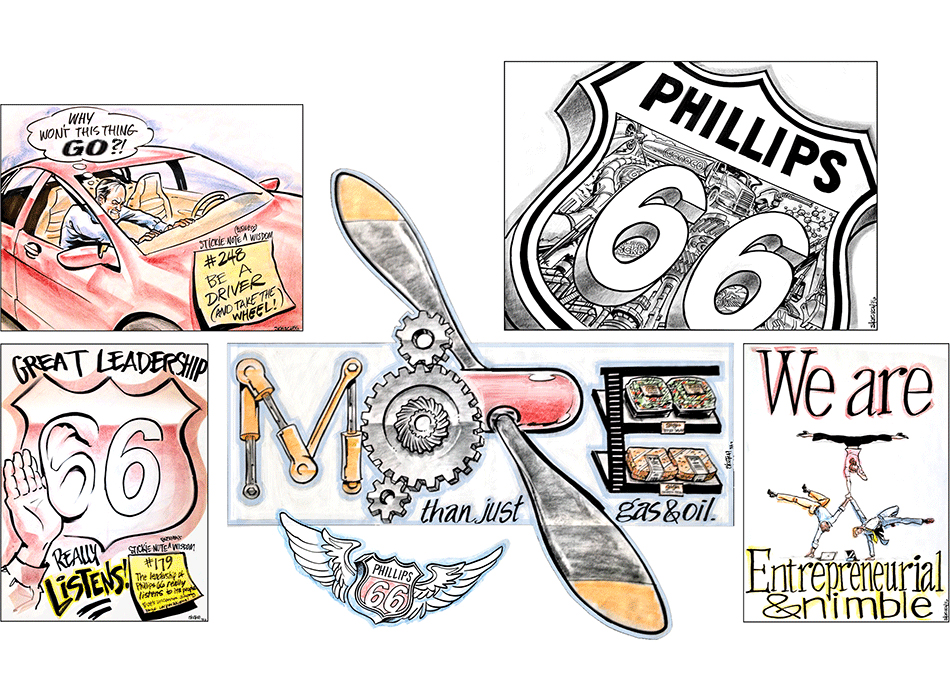 Phillips 66 - More than Gas and Oil