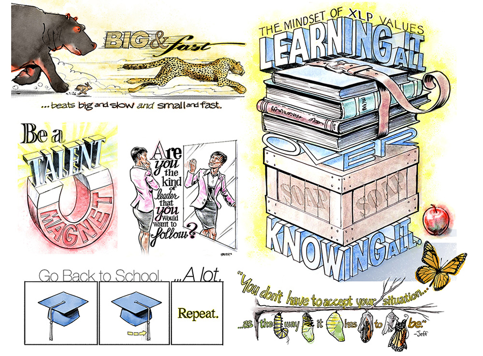 Learning Over Knowing