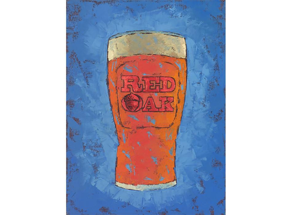 Pint of Red Oak