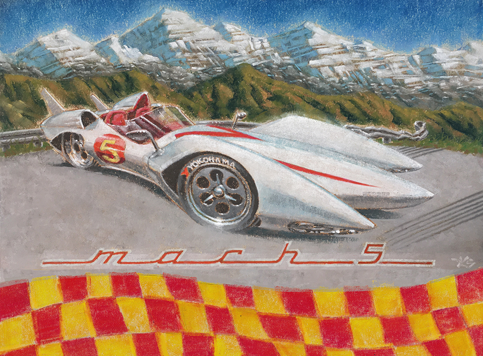 Go Speed Racer