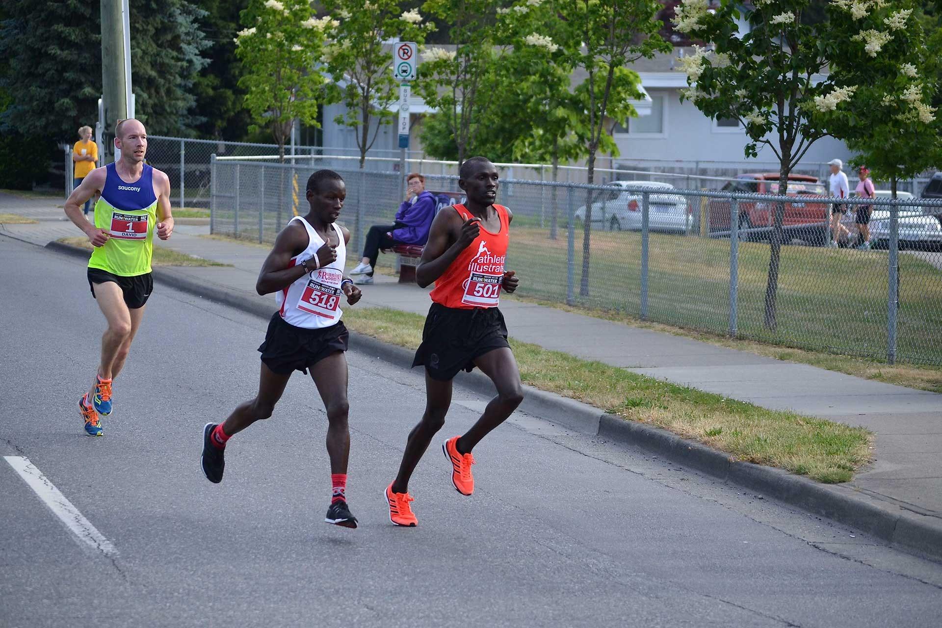 Half Marathon Runners