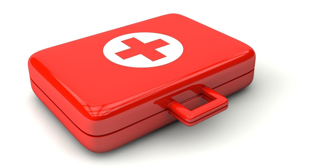 First aid in the workplace hero image