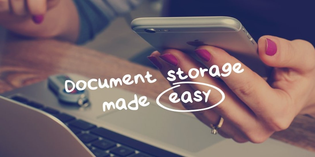 BrightHR makes accessing your documents on the go simple hero image