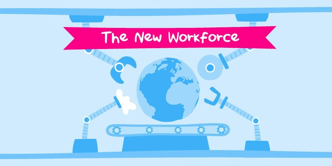 The new workforce - putting the systems in place hero image