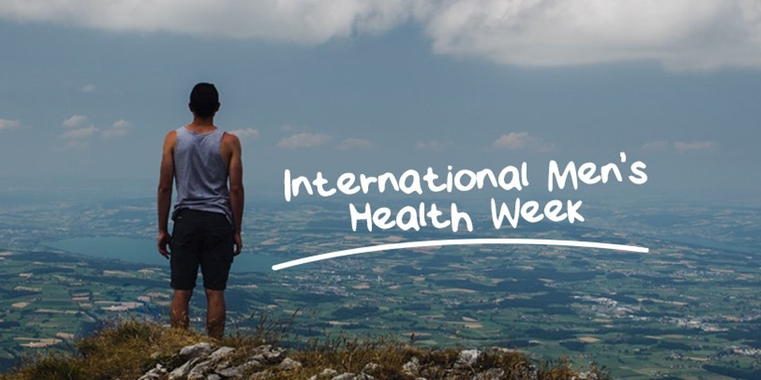 Men's Health Week - what can employers do to help? hero image