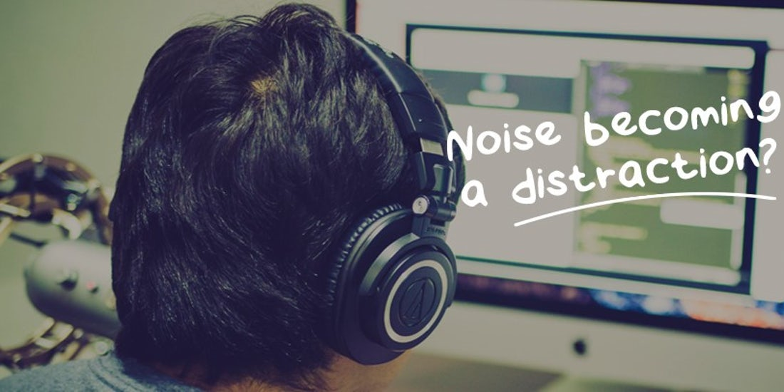 The impact of noise in the workplace hero image