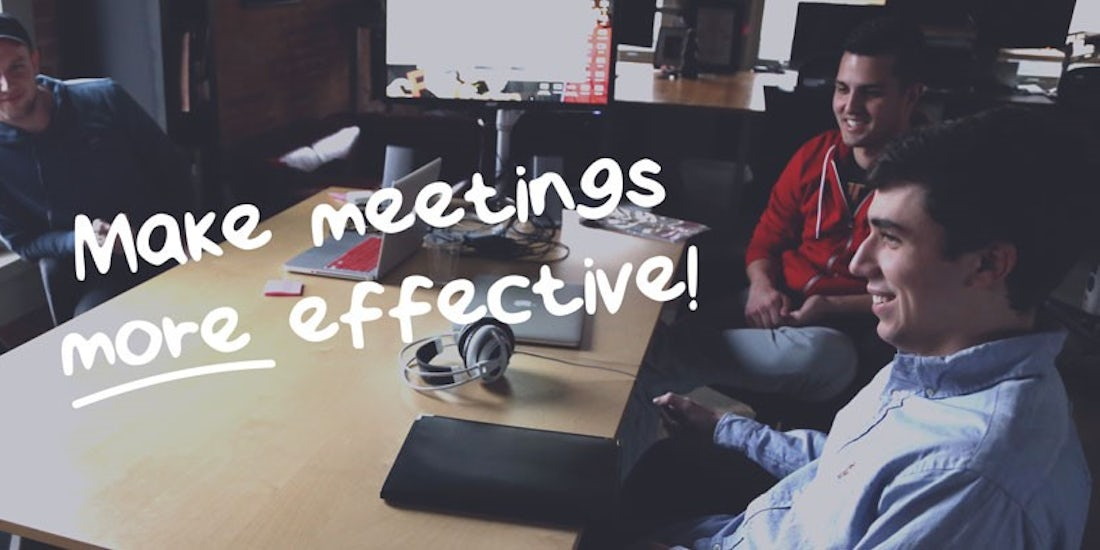 How to deal with too many meetings hero image