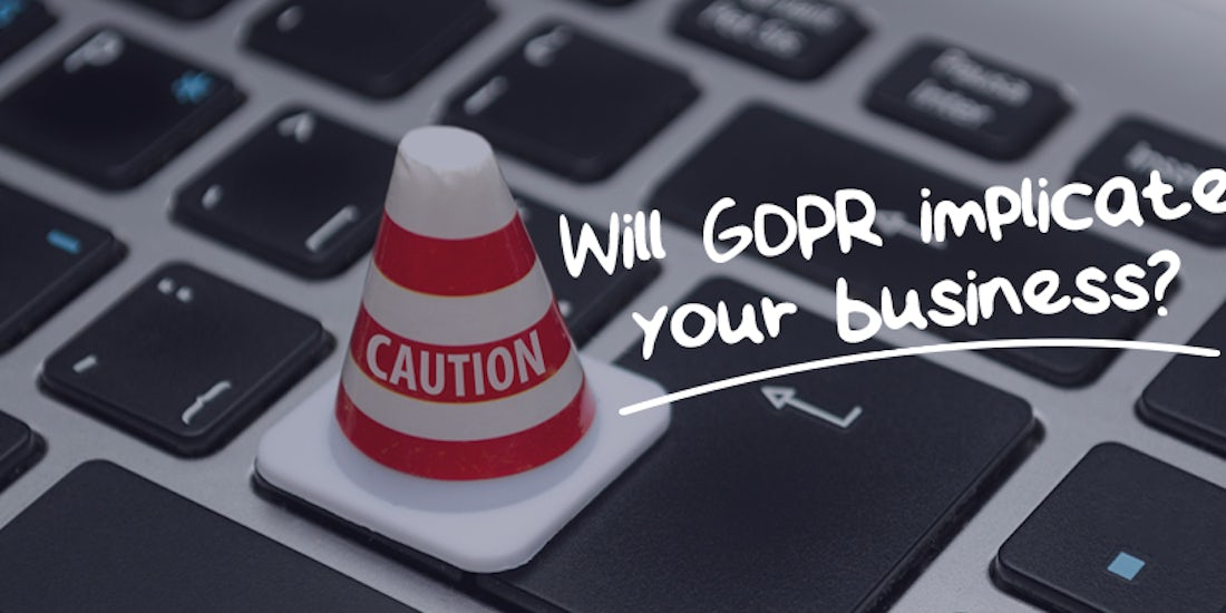 How managing your staff will be affected by GDPR hero image