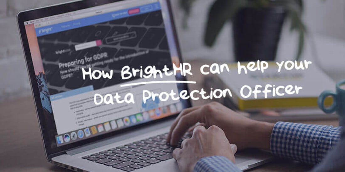 GDPR: How your Data Protection Officer will benefit from BrightHR hero image