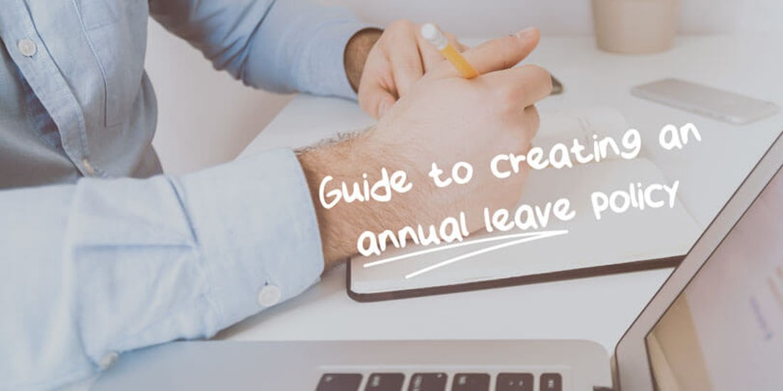 How to put together an annual leave policy hero image