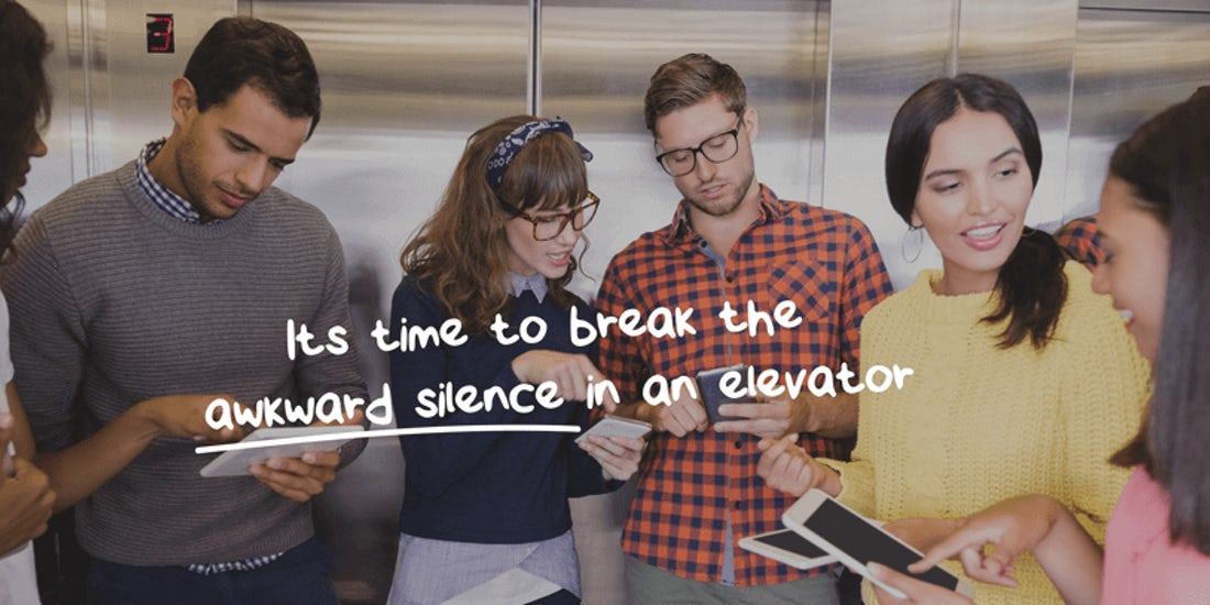 4 reasons why you should talk to your staff in the lift | BrightHR hero image