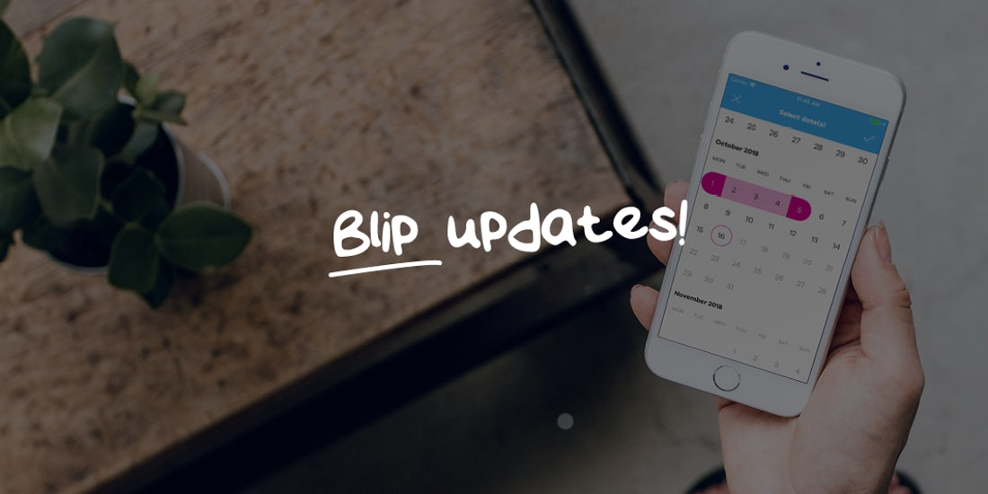 We've added new features to Blip | BrightHR hero image