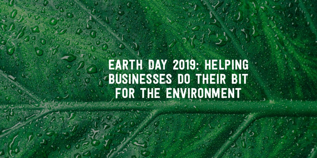 Earth Day 2019: Helping businesses do their bit for the environment hero image
