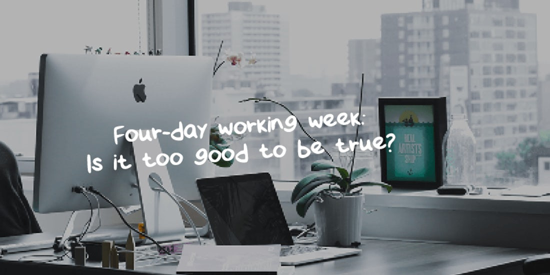 Four-day working week: Is it too good to be true? hero image