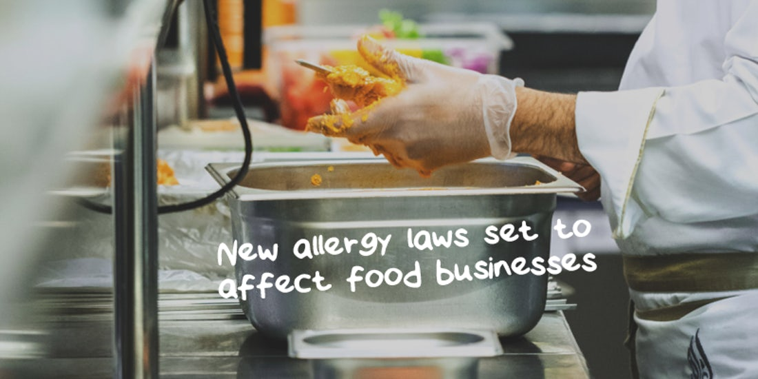 Update: Major allergy law set to affect food businesses hero image