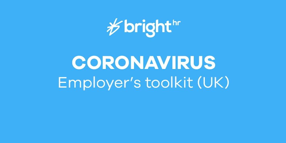 Download your free coronavirus toolkit hero image