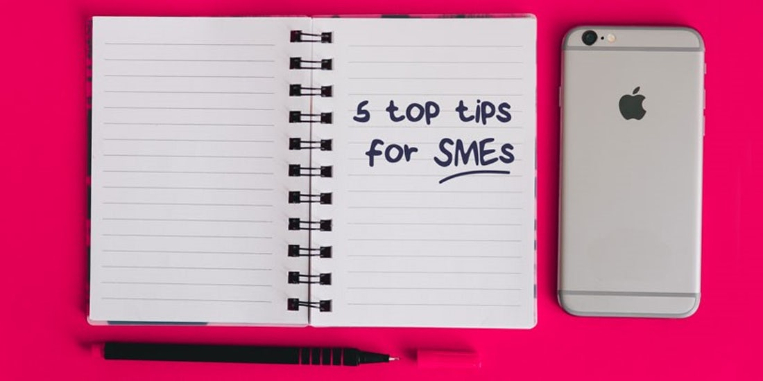 It's the little things: five quick tips for SMEs hero image