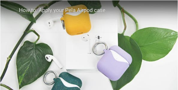 How to Apply AirPods Case