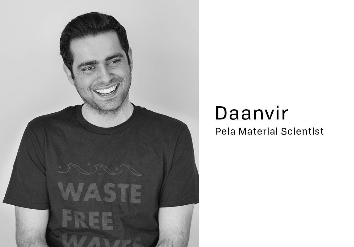 Daanvir Material Scientist at Pela