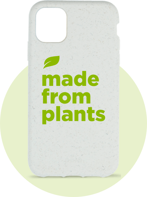 Made from Plants Pela case