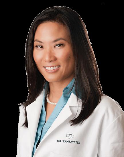 "Dr. Kristina Tansavatdi - Board Certified Facial Plastic Surgeon  & ""Trained Expert Injector"""