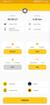bMoves app - Dashboard
