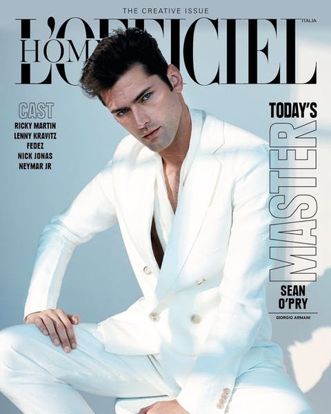 Cover Sean O'Pry