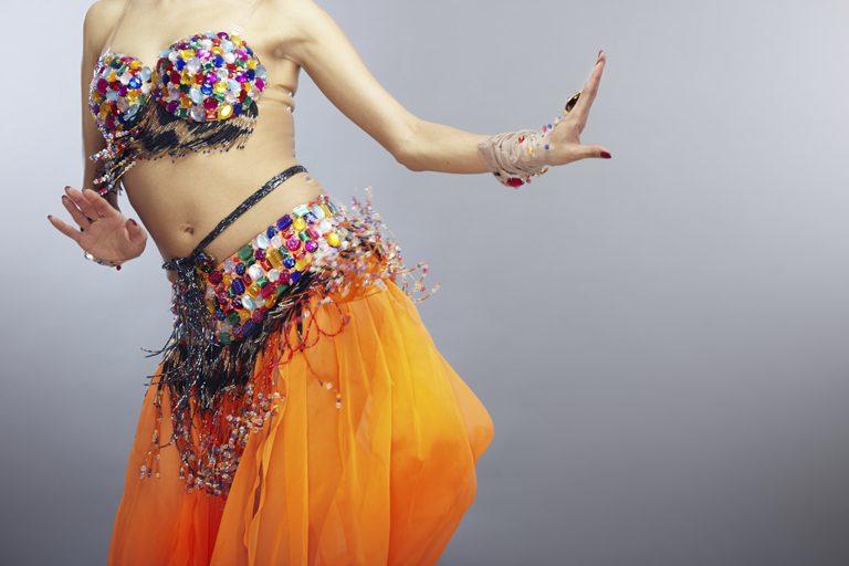 Dança do Ventre no Centro Cultural do Grajaú
